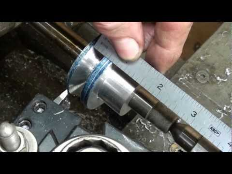 MACHINE SHOP TIPS #67 Lathe Project Pulley Part 3 of 3 tubalcain