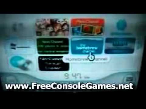 Free Download Wii Games