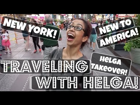 I WAS KIDNAPPED?! HELGA TAKEOVER! ft.