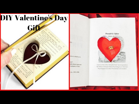 Valentine's Day DIY Gifts   Diy valentine's Day Gift Ideas   Cute Valentines Day Gifts For Him/Her