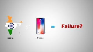 Why has Apple failed in India?