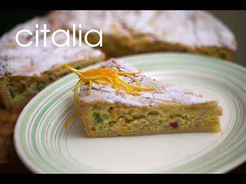 Gennaro Contaldo's Neapolitan Wheat & Ricotta Easter Tart Recipe | Citalia