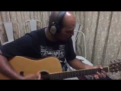 Guitar session with Pharez