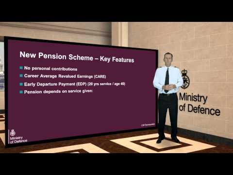 Armed Forces Pension Scheme 3. Key features of Armed Forces Pension Scheme 2015