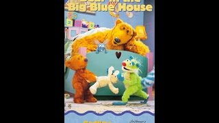Opening to Bear in the Big Blue House: Bedtime/Night 1999 VHS