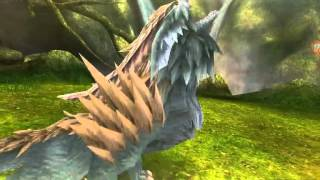 Toram online episode 1 forest wolf boss