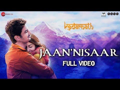 Xxx Mp4 Jaan 'Nisaar Full Video Kedarnath Arijit Singh Sushant Rajput Sara Ali Khan Amit Trivedi 3gp Sex