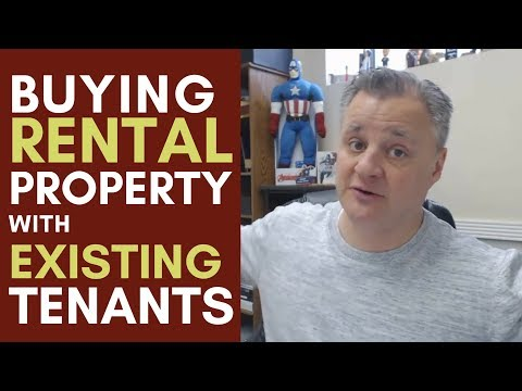 Buying a Rental Property with Existing Tenants MM - 087 with Matt Faircloth