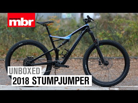 Specialized Stumpjumper 2018 | Unboxed | MBR