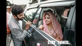 Kerala MUSLIM Wedding Highlights! The Most Cutest Couple For Ever..IZZUDHEEN♥ SHERIN