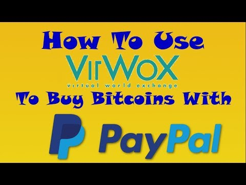 Bitcoin 101: How To Use Virwox to Buy Bitcoins With Paypal In The USA!