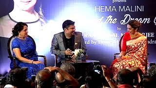 """Deepika Padukone Is The Ideal DREAMGIRL"": Hema Malini   Beyond The Dream Girl   Book Launch"