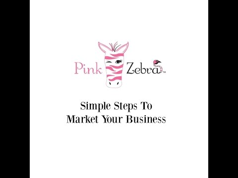Simple steps to market your business