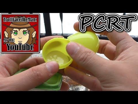 PCRT RV, Silly Putty (Potassium Chlorate Reaction Test Revamped)