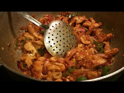 Stir Fry Chicken With Onions & Peppers Food Compilation Video #45 - Cindys Kitchen