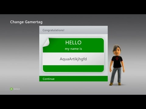 2017 How To Change Your Xbox Live Gamertag For FREE! (2017 Tutorial)