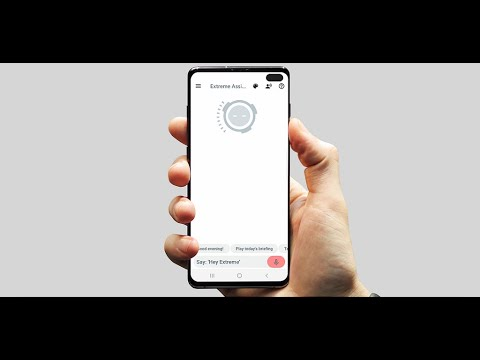 Extreme Personal voice Assistant