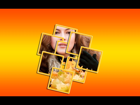 Photoshop CS6 Tutorial  How to make A  Creative Collage Photo Effect