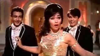 Jaan Pehchan Ho Mohammed Rafi, Gumnaam Dance Song