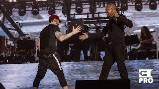 "Eminem ft. Dr. Dre - Still D.R.E., Nuthin' but a ""G"" Thang, Forgot About Dre, California Love (W2!)"