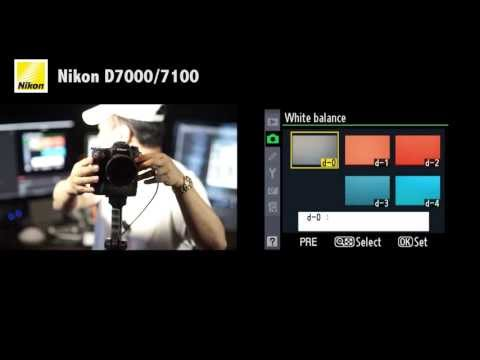 Nikon D7000/D7100 How To Fix Bad Color Through Incident Color Metering
