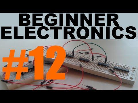 Beginner Electronics - 12 - Schematic Basics