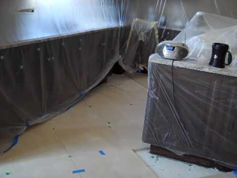 Surfaces USA, Travertine and Limestone Installation