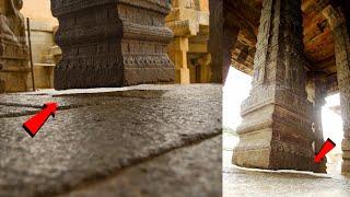 लेपाक्षी मंदिर का रहस्य  Mysterious Hanging Pillar Of Lepakshi Temple