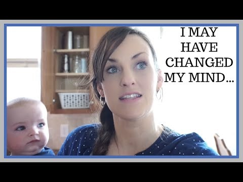 I May Have Changed My Mind (March 20, 2018) Vlog