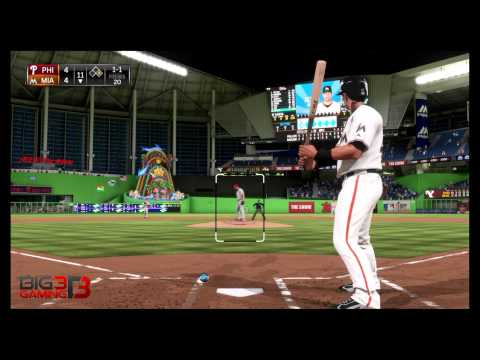 Power Swing for Home Runs in MLB 15: The Show