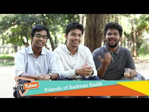 Banglalink Next Tuber Finalist | Sadman Sadik