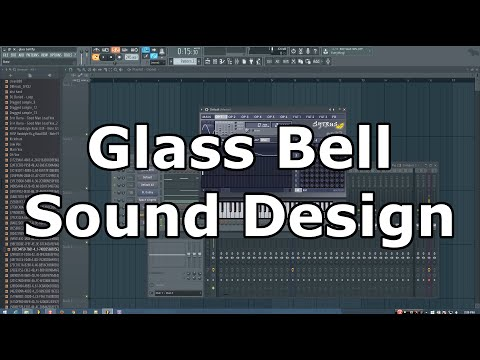 How to Make Glass Bell Sounds in FL Studio and Sytrus