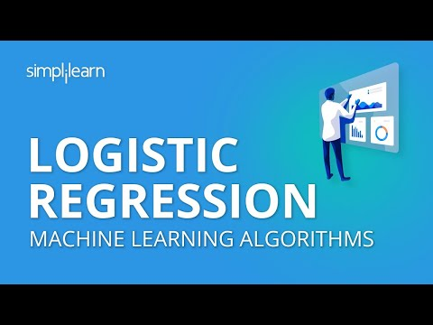 Logistic Regression | Logistic Regression In Python | Machine Learning Algorithms | Simplilearn