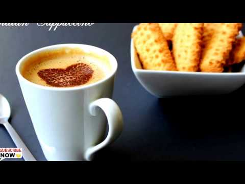 How to make a delicious Indian cappuccino coffee