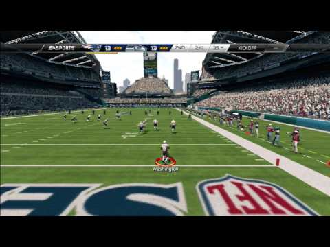 Madden 25 :: Madden 25 Gameplay :: SNEAKIEST player EVER-Patriots Vs. Seahawks-Online Gameplay