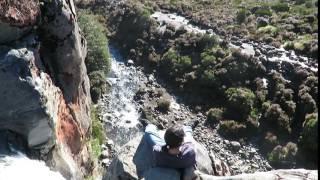 Pretty water fall