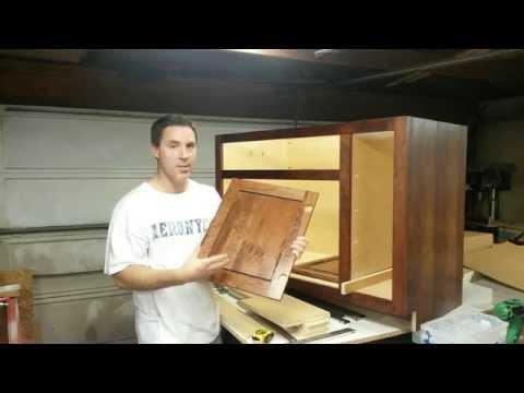 Kitchen Cabinets: Sink Base Doors, Drawers & Hardware
