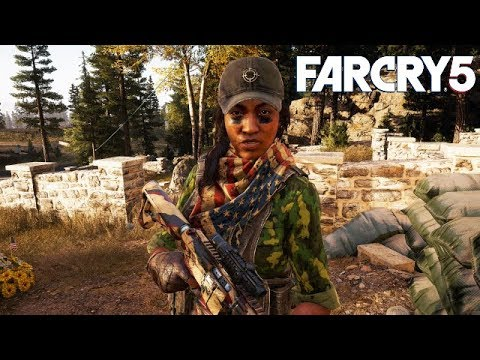 Far Cry Part 33 - Grace Under Fire Mission: Unlock Grace Armstrong + Fox Hole and Playing With Fire