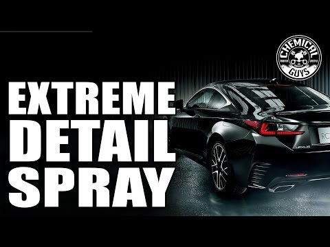 How To Clean Dust From A Black Car - Chemical Guys Car Care