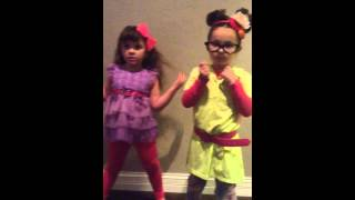 EW! By Jimmy Fallon and Will.i.am cover little girls