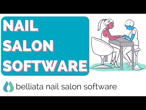 Nail Salon Software - Scheduling & Appointment Software by Belliata