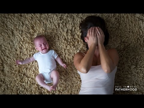 Postpartum Depression - How Dads can Really Help