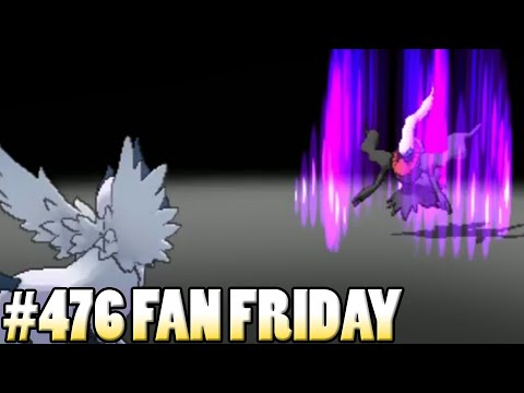 MEGA ABSOL! Pokemon X & Y WiFi Battle! Fan Fridays #476 Luscara