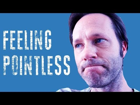 The verge of pointlessness - Good Talk about life