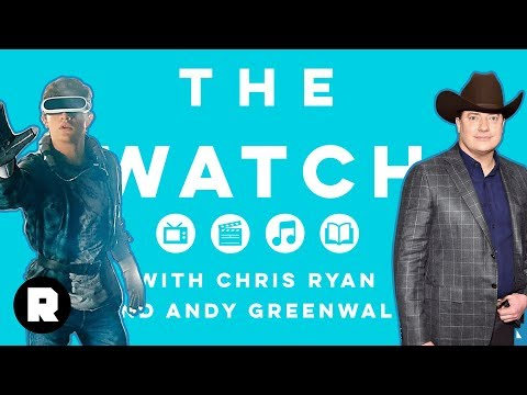 The Problem With 'Ready Player One,' Plus 'Trust', 'Atlanta,' and 'Terror'   The Watch (Ep. 240)