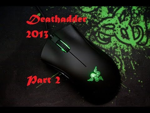 Razer Deathadder 2013 ★HD★ Unboxing and Configuring Synapse 2.0 (PART2)   ✔
