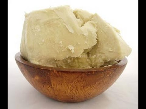 How to make shea butter mix / stretch mark cream