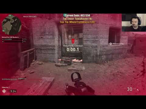 COD WW II MY BEST SESSION EVER! pt27