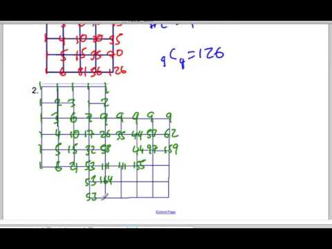 Pascal's Triangle 1