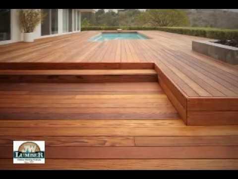 Redwood Deck Ideas